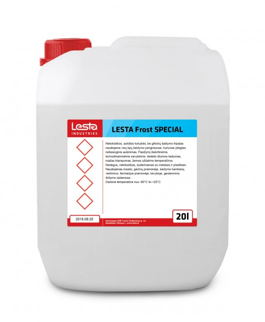 LESTA FROST Special